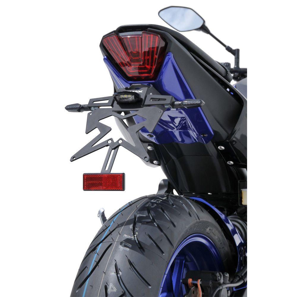 low cost good looking closer at Passage de roue avec support plaque Ermax Yamaha MT 07 2018-19 - AVSmoto  Racing Parts