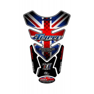 Sticker de réservoir Moto Grafix Original TT011UJ