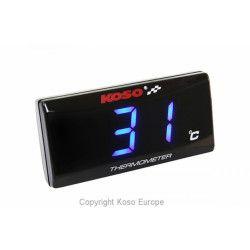 Indicateur de température Koso Super Slime Style