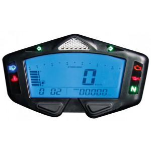 Compteur digital mutlifonctions Koso DB03R Racing universel