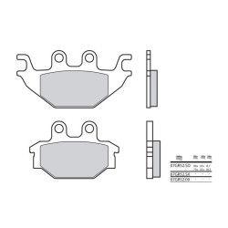 Plaquettes de frein arrière Brembo 07GR52 09 organique