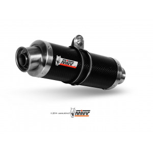 Silencieux Mivv GP Carbone, KTM 1290 Superduke 14-17