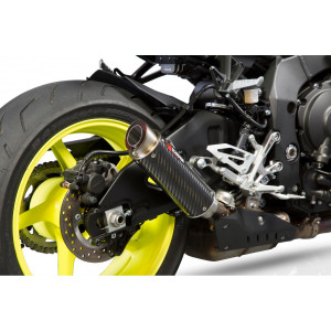 Echappement Scorpion RP-1 GP Carbone, Yamaha MT-10