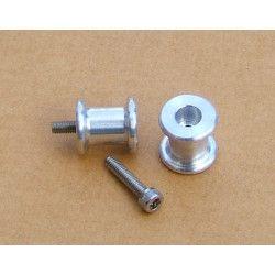 Diabolo aluminium Tyga, la paire, M6