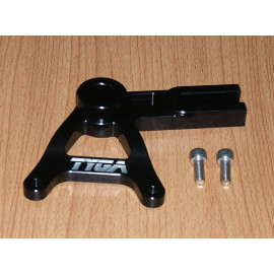 Support étrier frein arrière CNC, Suzuki RGV250