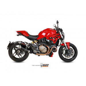 Echappement Mivv GP carbone, Ducati monster 1200/1200 S 2014-16