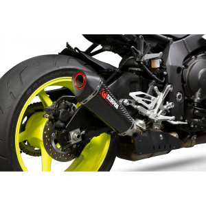 Echappement Scorpion Serket Carbone, Yamaha MT-10