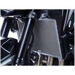 Protection de radiateur R&G RACING noir Kawasaki Z900