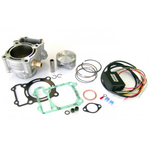 Kit cylindre piston Athena Big Bore 166cc CBR 125 07-08