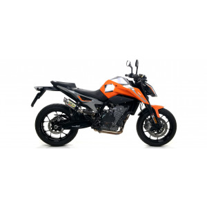 Silencieux Arrow GP2 Titane, KTM Duke 790
