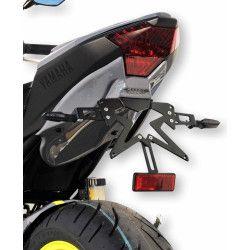 Passage de roue Ermax avec support plaque, Yamaha MT-07 2014-17