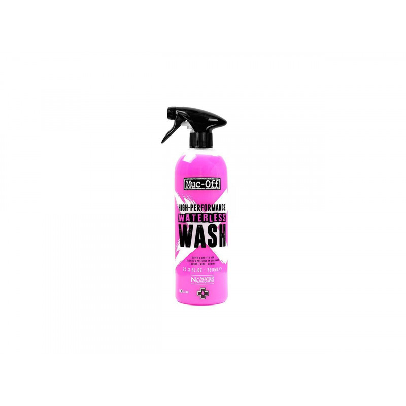 Nettoyant sans eau MUC-OFF High Performance Waterless Wash 750ml