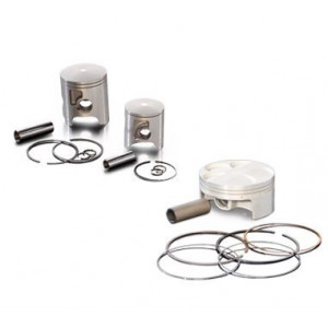 Kit 2 pistons Ø70,50mm WISECO forgés Suzuki
