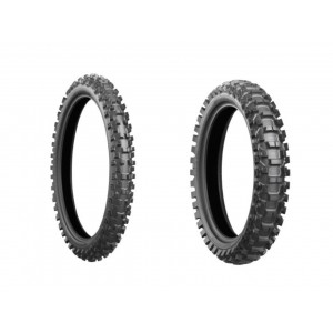 Pneu BRIDGESTONE BATTLECROSS X20 REAR 100/90-19 M/C 57M TT