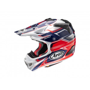 Casque Arai Mx-V Sly Red Taille L