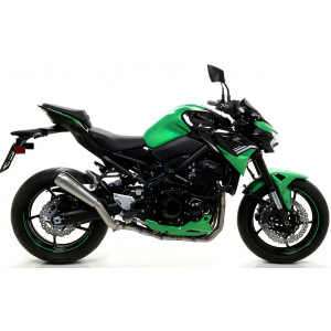 Silencieux Arrow Pro-Race Titane, Kawasaki Z900 2020