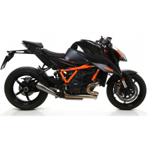 Echappement Arrow Pro-Race Titane, KTM 1290 SuperDuke R 2020
