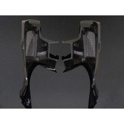 Carénages intérieur carbone avec grille, Honda 125 MSX