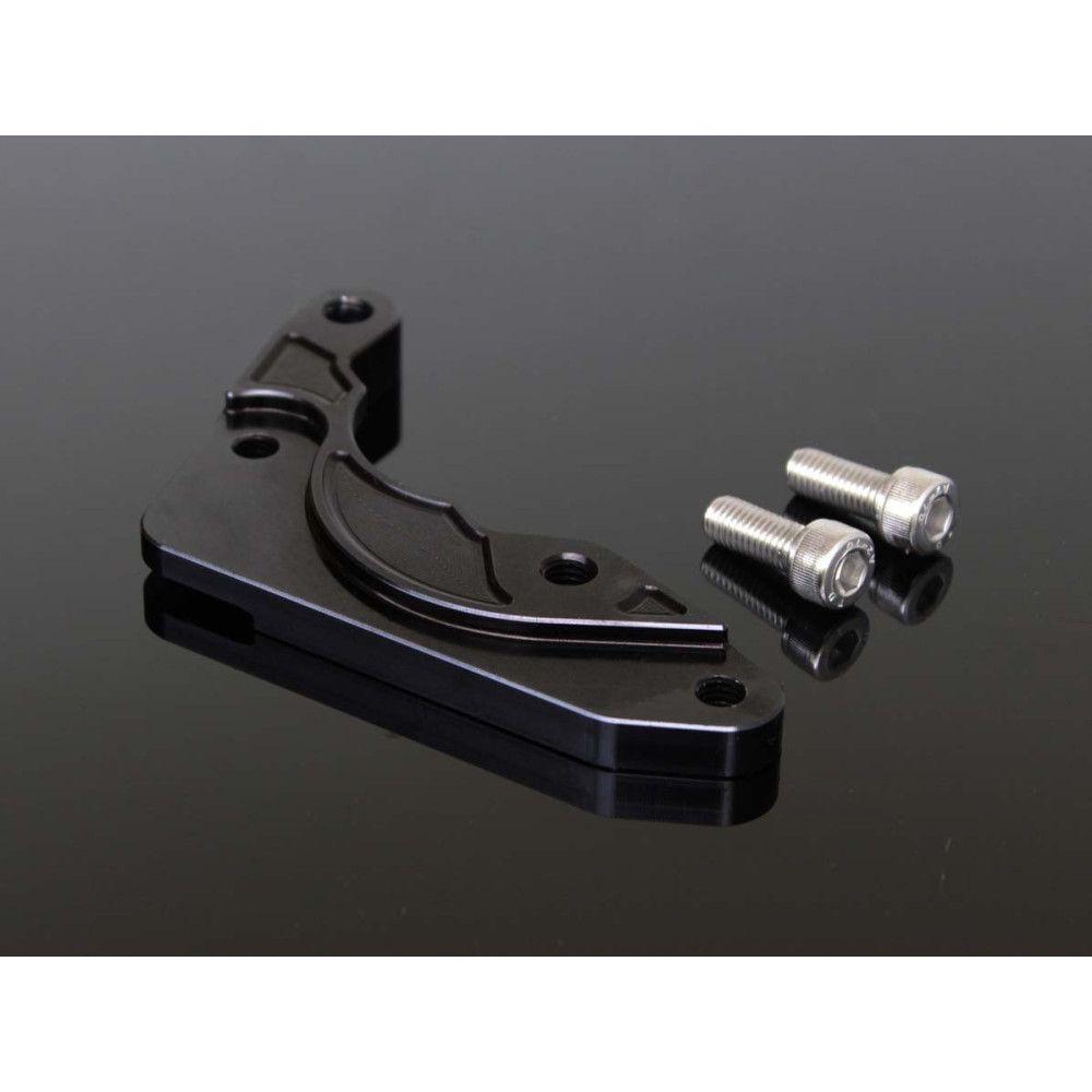 patte de d port frein avant cnc noir brembo 84mm honda 125 msx avsmoto racing parts. Black Bedroom Furniture Sets. Home Design Ideas