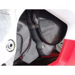Carter de pignon Carbone, Aprilia RS125