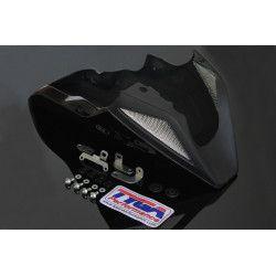 Sabot moteur Belly pan Noir, Honda 125 MSX GROM