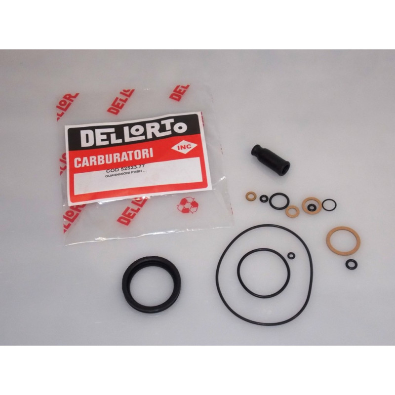 Pochette de joint carburateur Dellorto PHBH