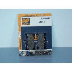 Plaquettes de frein avant AP-Racing ST, Aprilia 125 RS 93-05