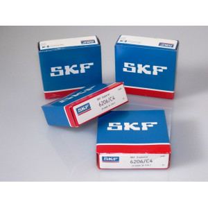 Roulement SKF 6206/C4
