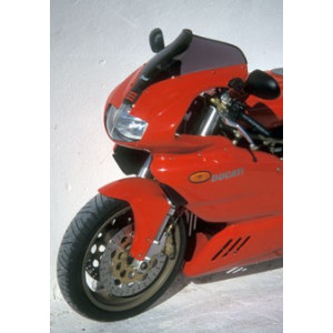 Bulle Haute Protection Ermax Ducati 750/900 EI SS 99/2004 620/800/1000SS 2003/2007