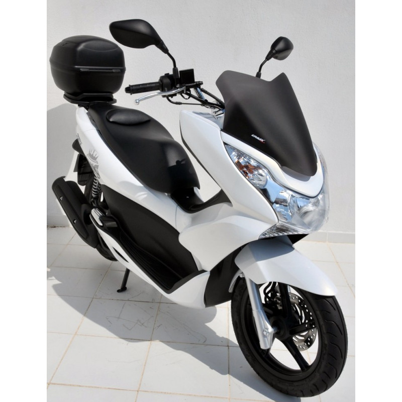 pare brise sport ermax honda 125 pcx 2010 2013 avsmoto racing parts. Black Bedroom Furniture Sets. Home Design Ideas