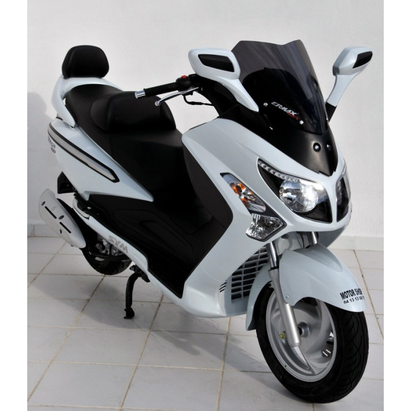 pare brise sport ermax sym gts evo 125 300 09 12 250 2012 avsmoto racing parts. Black Bedroom Furniture Sets. Home Design Ideas