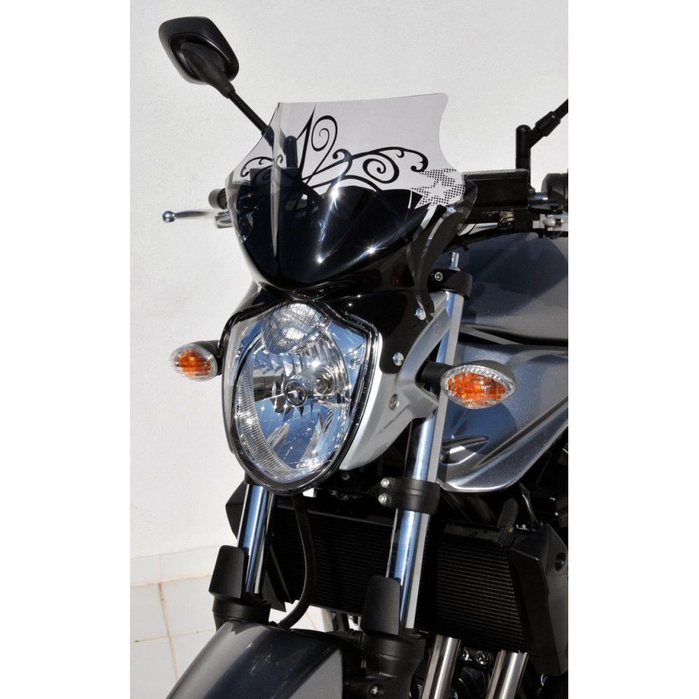 saute vent sport 22 cm ermax suzuki gsf 650 bandit 2009 2014 avsmoto racing parts. Black Bedroom Furniture Sets. Home Design Ideas