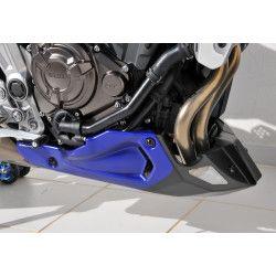Sabot moteur Ermax 3 parties, Yamaha MT-07 2014-17