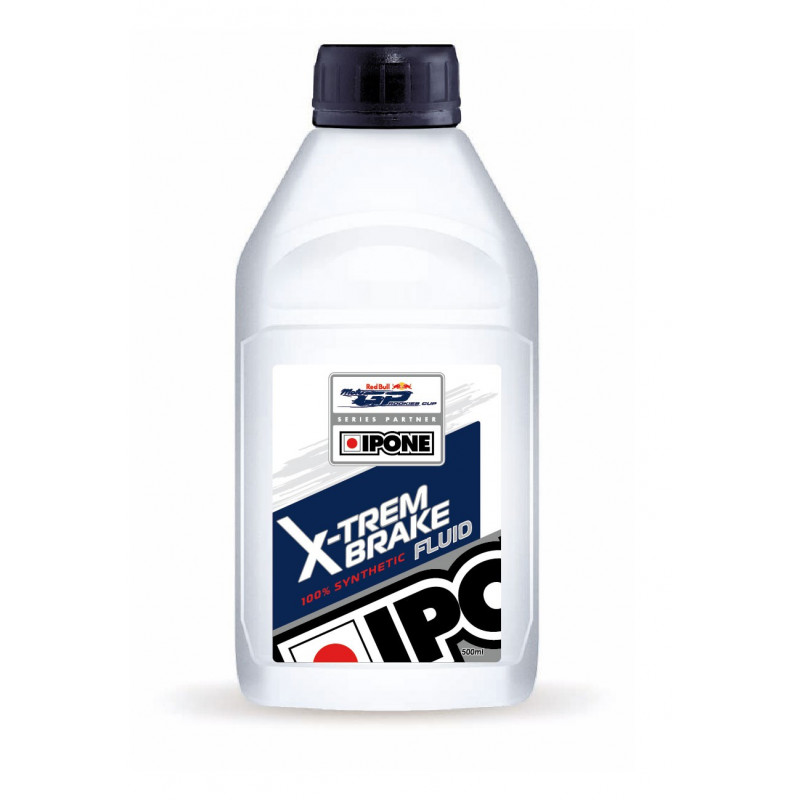 liquide de frein x trem brake fluid ipone 500ml avsmoto racing parts. Black Bedroom Furniture Sets. Home Design Ideas