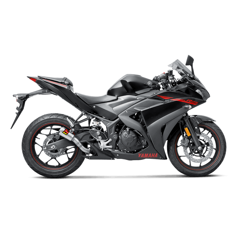 echappement akrapovic inox yamaha yzf r3 mt 03 2015 16 avsmoto racing parts. Black Bedroom Furniture Sets. Home Design Ideas