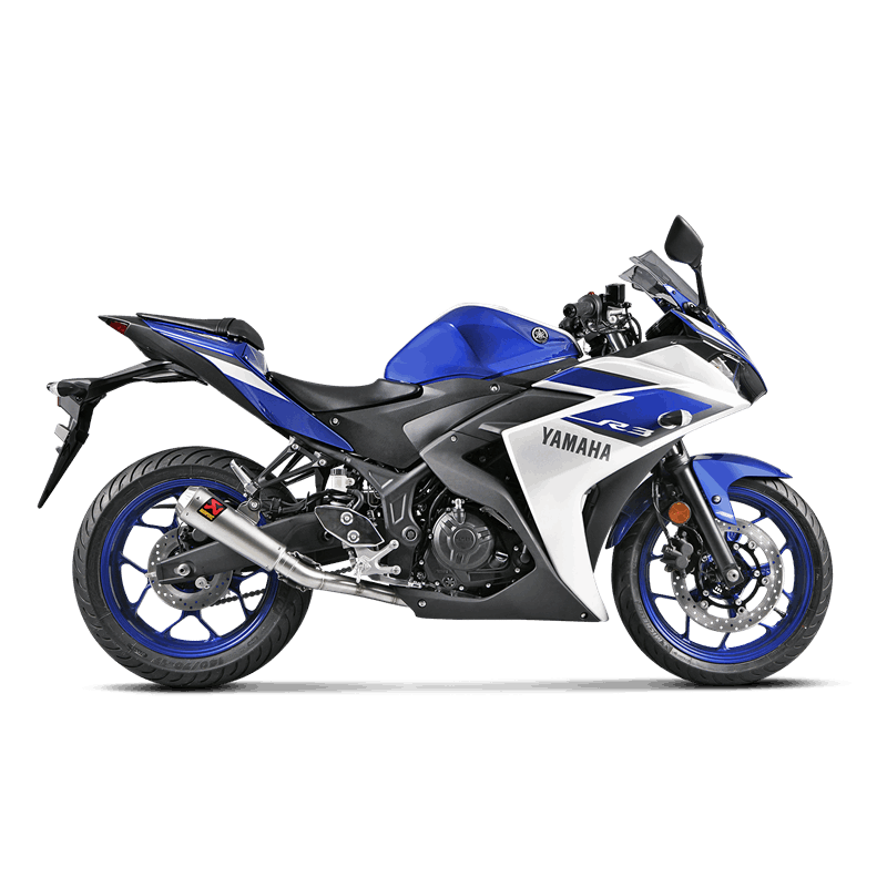 ligne compl te akrapovic racing inox yamaha yzf r3 mt03 2015 16 avsmoto racing parts. Black Bedroom Furniture Sets. Home Design Ideas