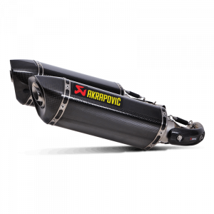 Echappement Akrapovic Carbone, Ducati Monster 1100/1100S 2009-2010