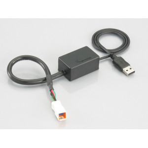 Câble interface Kitaco PC-USB, Honda MSX125 GROM
