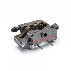 Etrier Brembo axial taillé masse entraxe 64mm