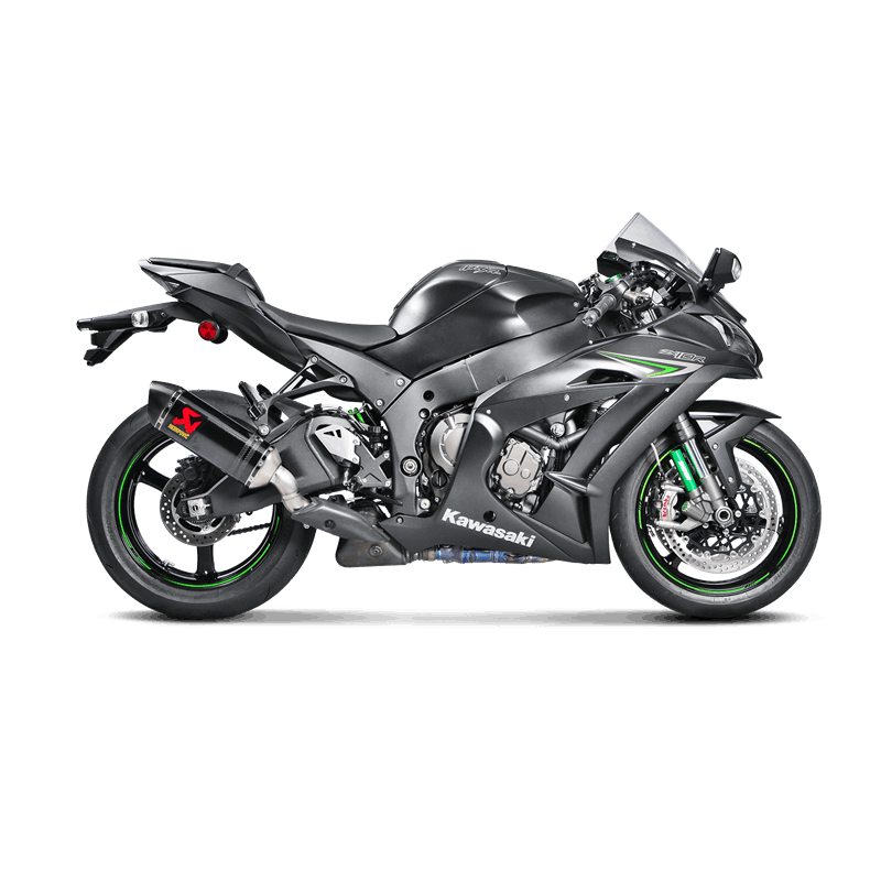 ligne compl te akrapovic racing silencieux carbone kawasaki 1000 zx10r 2016 avsmoto racing parts. Black Bedroom Furniture Sets. Home Design Ideas
