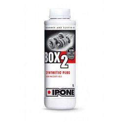Huile de boite Ipone Box 2 synthesis 2t 1 litre