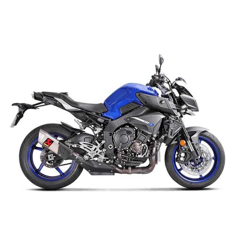 d stockage echappement akrapovic titane yamaha mt 10 2016 avsmoto racing parts. Black Bedroom Furniture Sets. Home Design Ideas