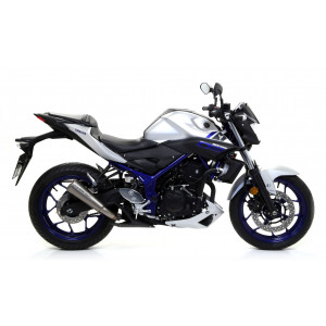 Echappement Arrow X-Kone, Yamaha MT-03 2016