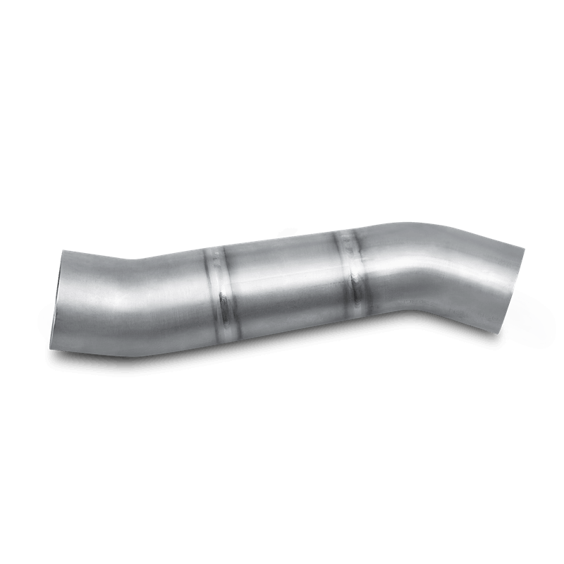 raccord collecteur akrapovic titane non catalys u00e9  ducati monster 821 1200  1200 s 2014