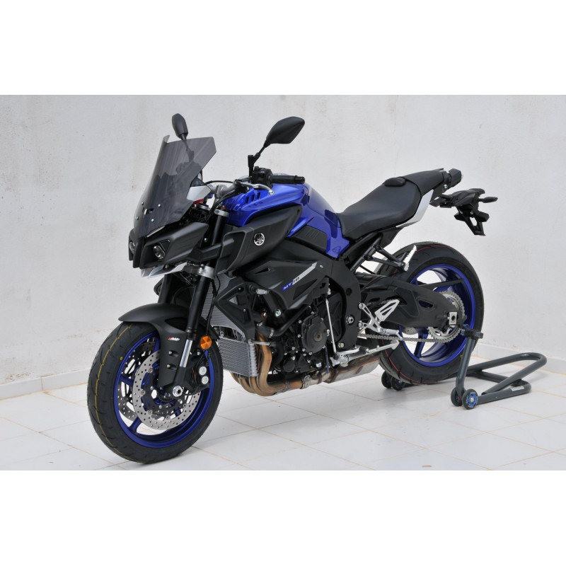 bulle sport touring 39cm ermax yamaha mt 10 2016 avsmoto racing parts. Black Bedroom Furniture Sets. Home Design Ideas
