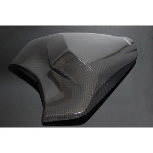 Capot de selle passager carbone, KTM RC125/200/390 2014-18