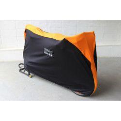 Housse de protection universelle TYGA-Performance orange/noir