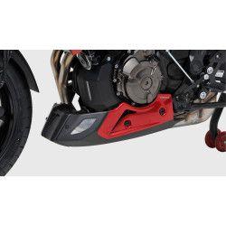 Sabot moteur 3 parties Ermax Yamaha 700 Tracer 2016-2019