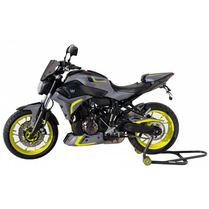 saute vent ermax 39cm haute protection yamaha mt07 2014 16 avsmoto racing parts. Black Bedroom Furniture Sets. Home Design Ideas