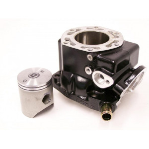 Kit cylindre piston origine, Honda 125 CRM NSR JC20 JC22